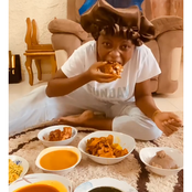 Falz, Toyo Baby, other celebrities celebrate popular comedian who just clocked 22 years old