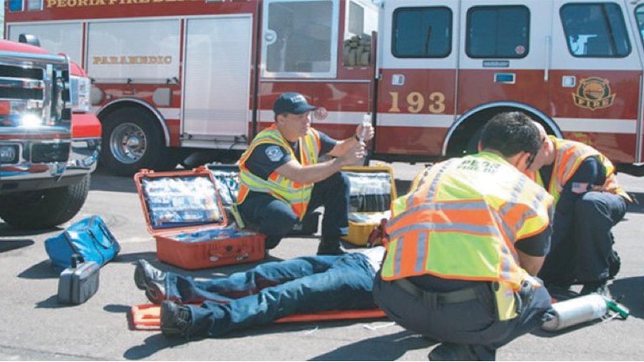 Northwest Ohio paramedicine program sees 82 percent reduction in patient 911 calls for falls