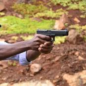 Man Grabs A Gun From Traffic Police Shoots Four People In Kisumu