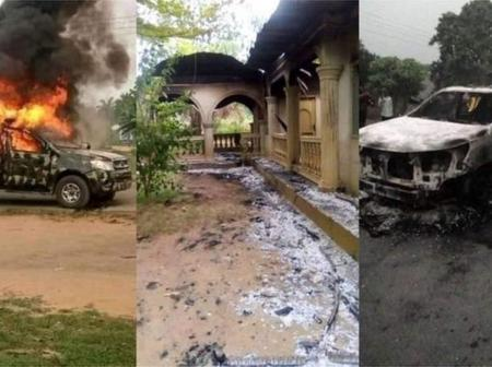 Gunmen kill police and soldiers at Essien Udim in Akwa Ibom State