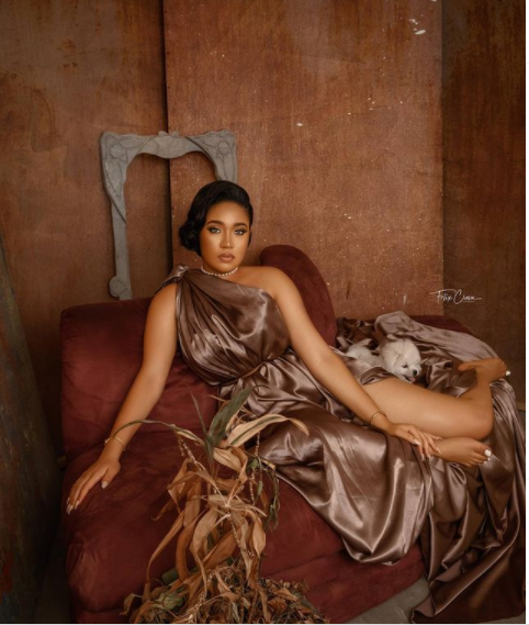 Former Beauty Queen,  Anna Banner releases stunning photos to celebrate her 26th birthday?
