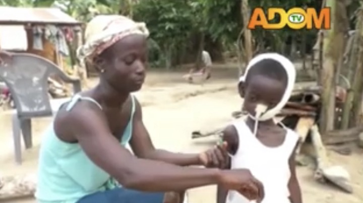 0f1897e43b514ff39af399c547ad8e0a?quality=uhq&resize=720 - Mother Speaks As Her 6 Year Old Only Daughter Esther, Dies After Battling With Oris In Cape Coast