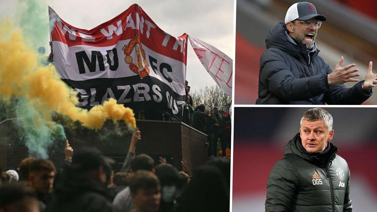 Matchday LIVE: Man Utd take on Liverpool, Real Madrid face Granada | Goal.com