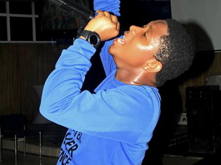 Meet The young preacher in Lagos