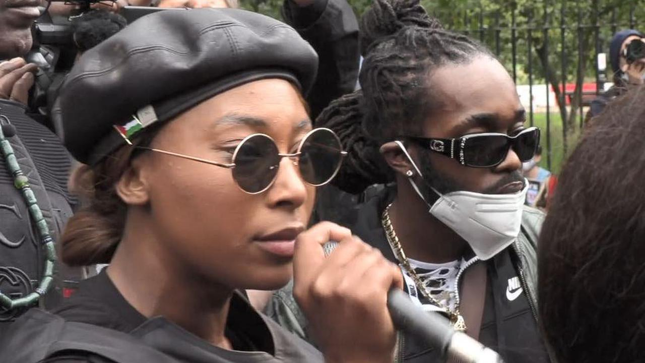 Two remanded over shooting of black rights activist Sasha Johnson