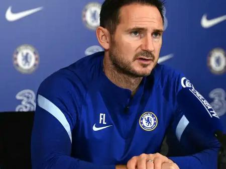 Frank Lampard reveal the Keyman over Newcastle United win.