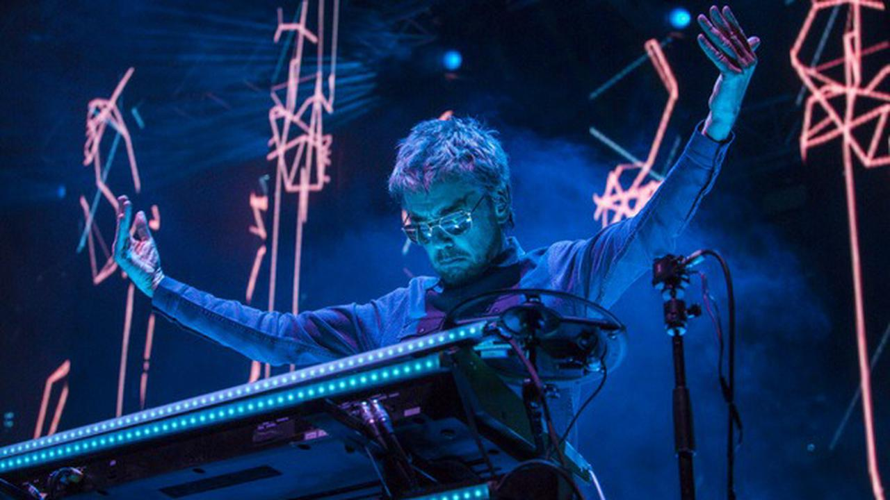 """Virtual Concerts Need A """"Banksy Style"""" Hijacking Says Electronic Music Pioneer Jean-Michel Jarre"""