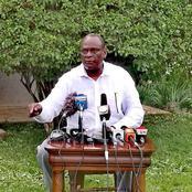 VIDEO: Murathe Claims The Following After Muhoho Kenyatta & Gideon Moi Met Raila in Karen on Tuesday