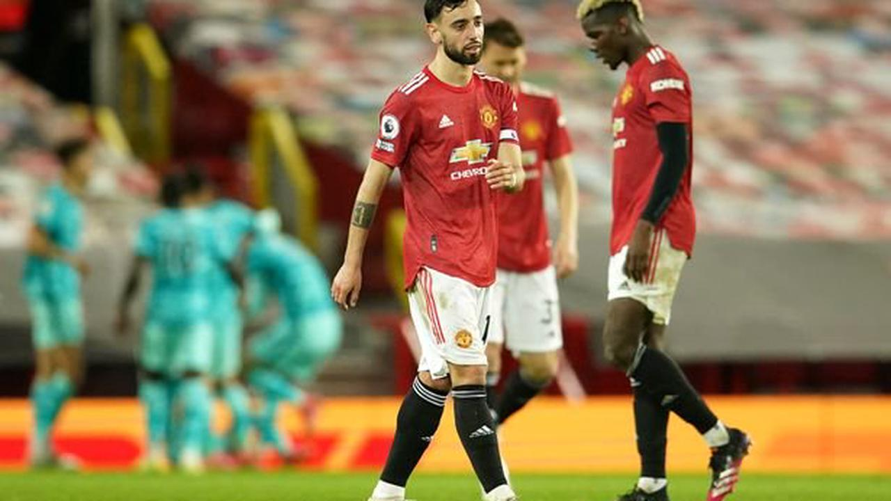 Manchester United's squad failings have been ruthlessly exposed by Liverpool FC