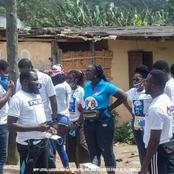 NPP Volunteer Groups Organise Free Regional Health Screening and Voter Education.