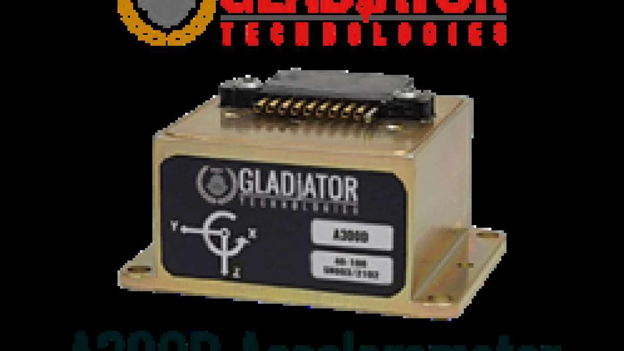 Gladiator Technologies' Releases Three Axis MEMS Accelerometer