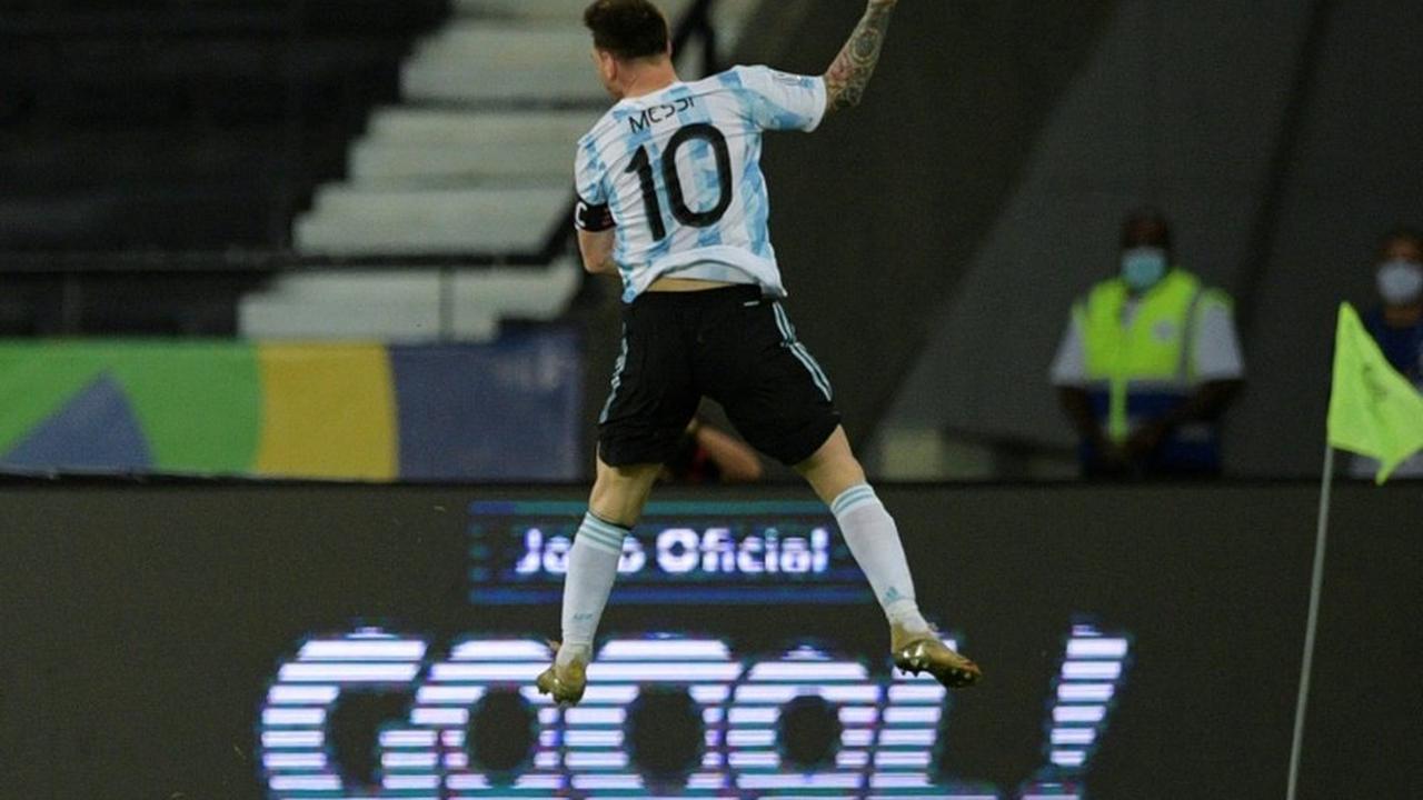 Messi n'est pas pressé