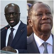 Politique : Amon Tanoh présente ses excuses au Président Ouattara et exprime ses regrets aux ivoiriens