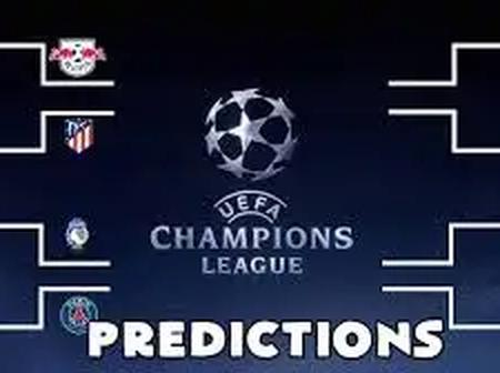 Checkout 2020/21 match Day 2 Champions League prediction