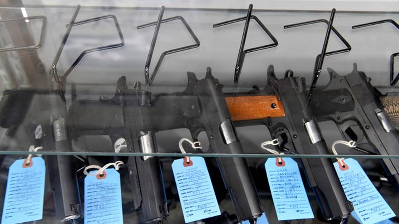 State police: Gun sales in Pa. surged in Q4 of 2020