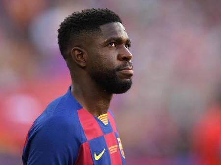 Deal Agreed: top English club to confirm the £18m arrival of Barcelona defender.