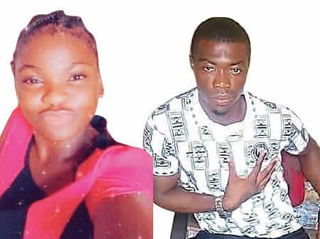 I set him ablaze because we took blood oath, and I aborted for him 3 times- 17 year old lady narrates