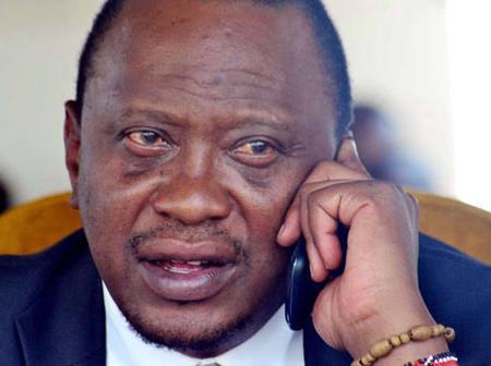Why President Uhuru Kenyatta has Taken a Break From Office