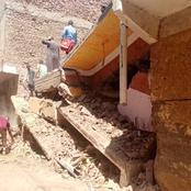 بالأسماء.. مصرع 4 أطفال وسيدتان في انهيار منزل في سوهاج