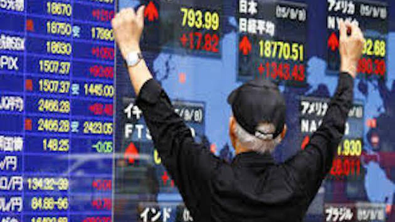 Stock markets in Asia surge, across-the-board gains