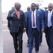 Kenyans React to Raila's Visit to DRC two Days after Official BBI Launch