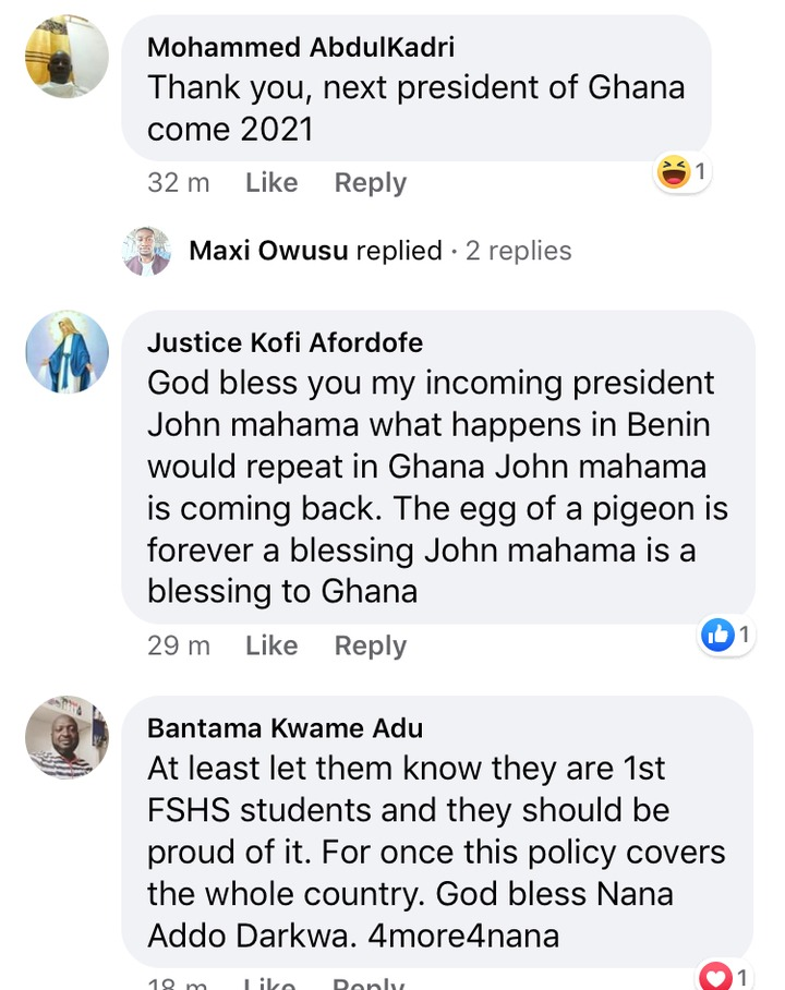 0f5b57aee9473ffb3324daab163c8267?quality=uhq&resize=720 - Your Wish Could Be Bad luck For Our Children - Parents React To Mahama's Good luck Wish To Students