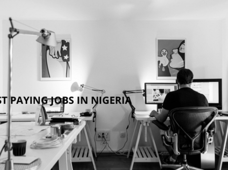 Highest Paying Jobs In Nigeria.