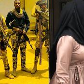After Nigerian troops Allegedly killed Boko Haram, See What The Wife Of A Soldier Allegedly Said