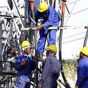 KPLC: Areas Scheduled For Maintenance Tomorrow