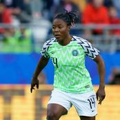 NFF Fetes Super Falcons Defender At 34