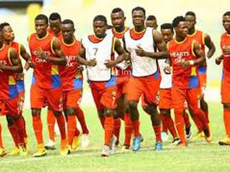 Olympics dazzle Hearts of Oak in contention for the experience defender in the Premier League