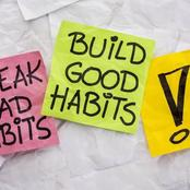 Here is why you should get rid of bad habits : opinion