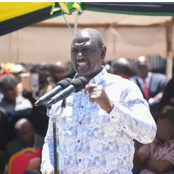 I Helped Them Get Power And I'm Going to Use The Same Magic to deny Them Power – DP Ruto Swears