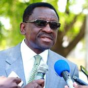 James Orengo Hints OnThe Kind Of Leaders That Will Lead The People Kenya Come 2022