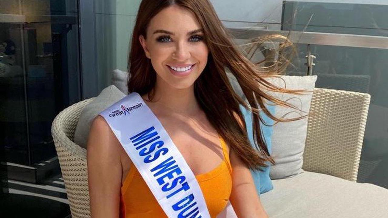Scots flight attendant made redundant in pandemic to compete for Miss GB crown