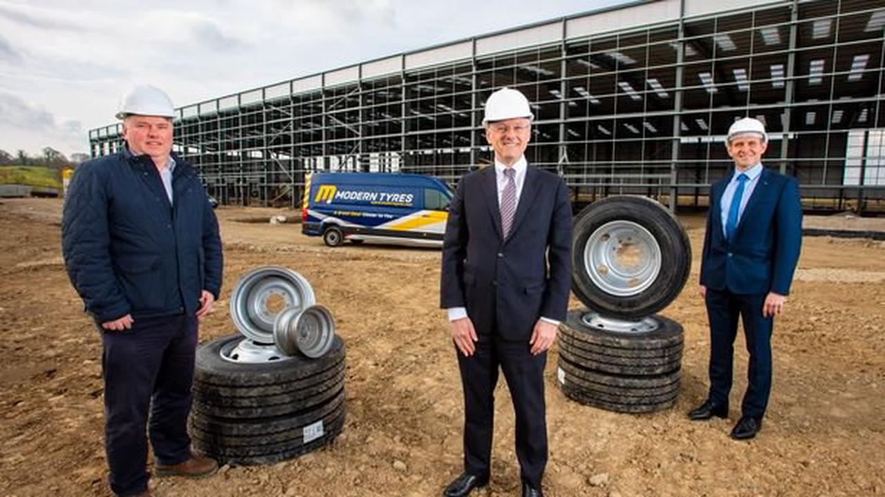 Investment market on the up in Northern Ireland