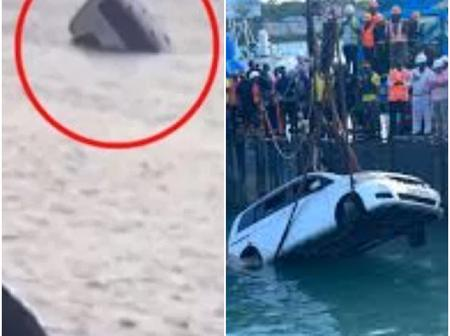 Kenya Ferry Hints Mistakes Drivers Are Making Thus Plunging Into Indian Ocean, Gives Guideline