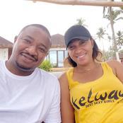 Le couple du jour : Éric Sekongo et sa ravissante épouse