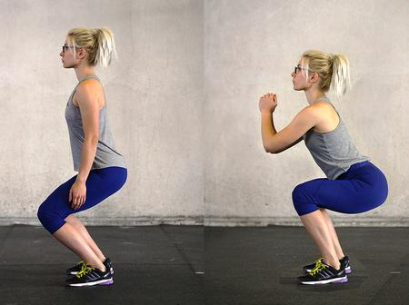 Do Squats Every Day And See What Happens To Your Body