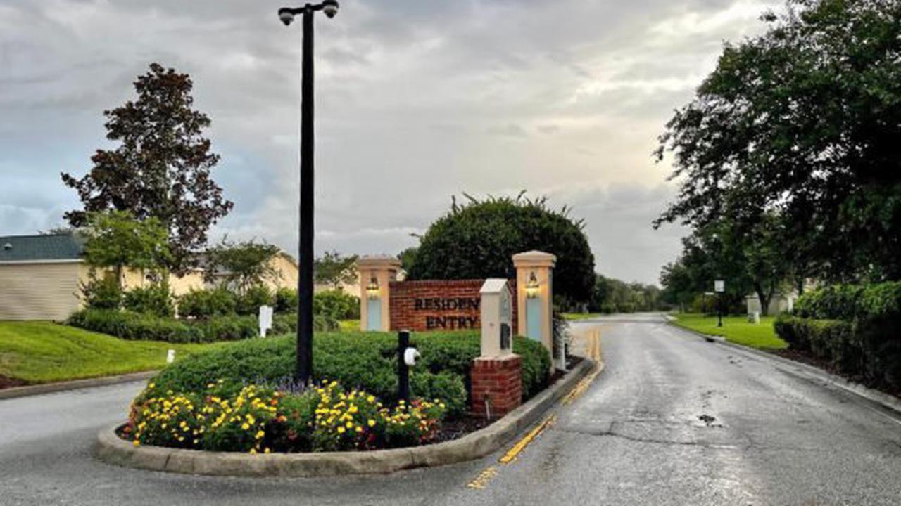 Arms removed from unattended gates in The Villages ahead of Tropical Storm Elsa
