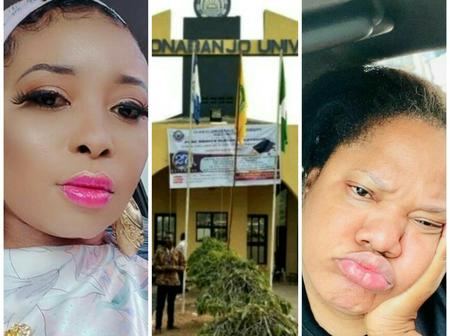 Meet Liz Anjorin and 2 Other Yoruba Movie Stars Who Graduated from OOU