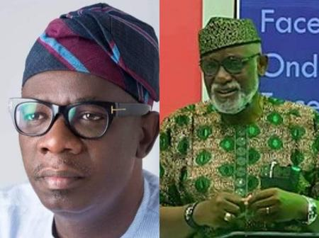 Gov. Akeredolu Calls Agboola A Wonderful Man For Being In 3 Parties Within A Month