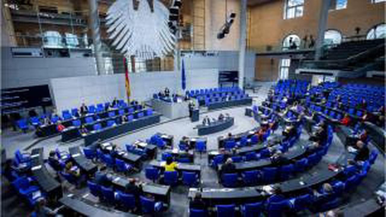 Podium zur Bundestagswahl