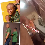 Military Man Assaults Photographer Over His Ex Fiance's Pre-wedding Photoshoot Refund (Video)
