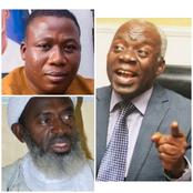 Falana Blows Hot, Tells FG That They Can't Arrest Sunday Igboho Without Arresting Sheik Gumi