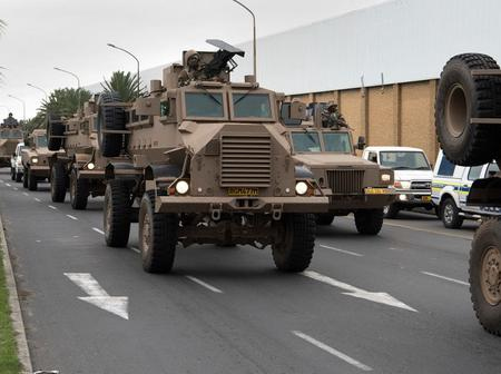 SANDF and MKMVA - Should they exist as parallel forces in one SA?