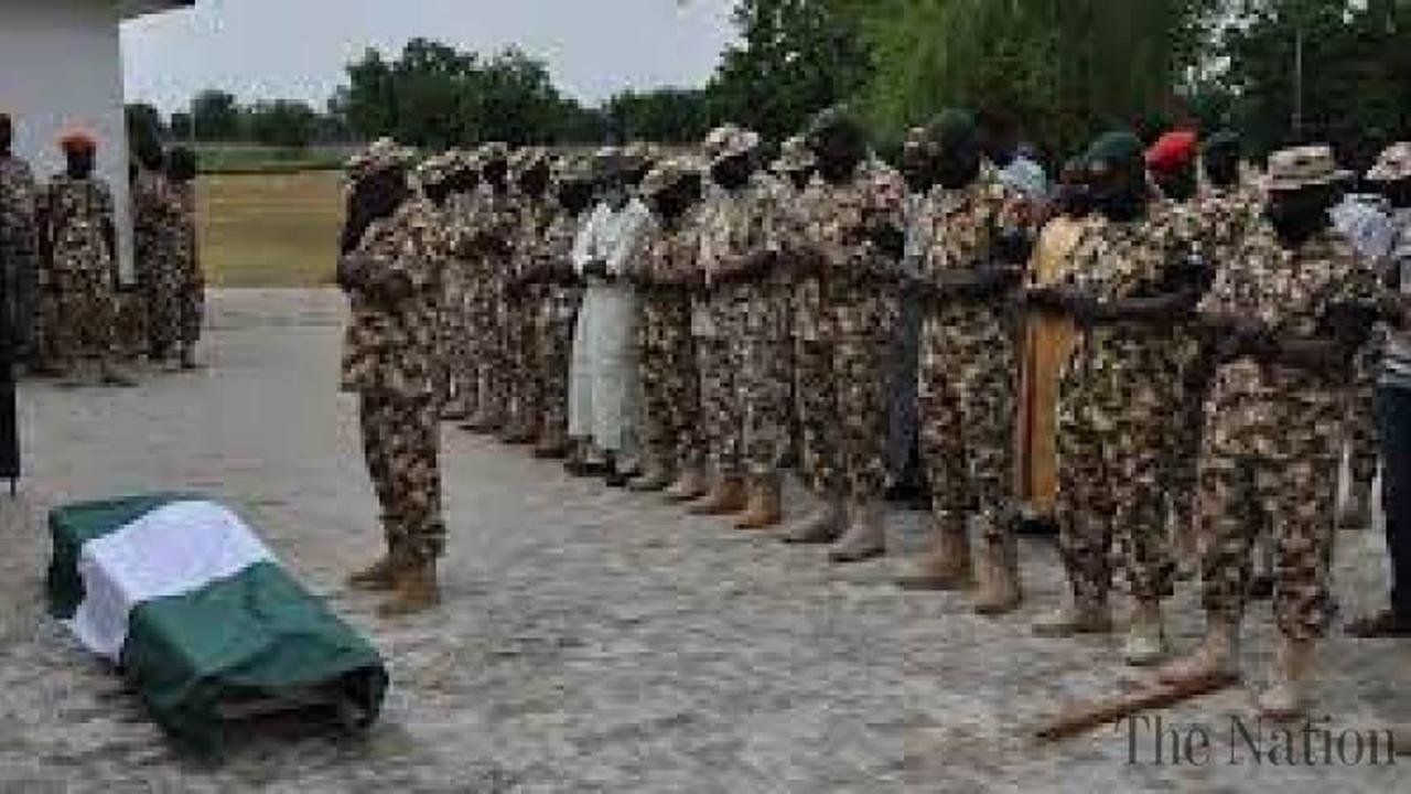 Eleven soldiers killed in attack in Nigeria's Benue state
