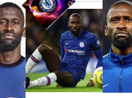 See The Causes Of Rudiger's Downfall At Chelsea