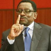 Siaya Governor, James Orengo Sends A Strong Message Ahead Of 2022 Elections