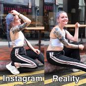Funny: See Pictures Of People Who Are Editing Their Pictures and uses certain poses To Look Beautiful